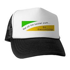Geocaching Off the Path Trucker Hat