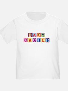 Geocaching Baby Cacher T