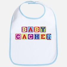 Geocaching Baby Cacher Bib