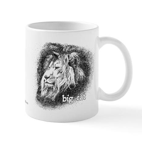 Big Cat... Mug