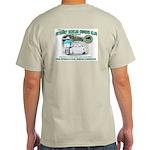 Claude's Ash Grey T-Shirt