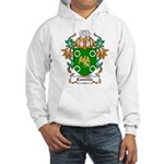Conville Coat of Arms Hooded Sweatshirt