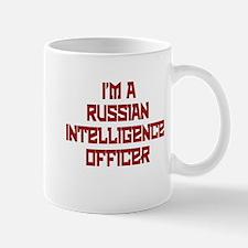 Russian Intelligence Officer Mugs