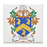 Conran Coat of Arms Tile Coaster