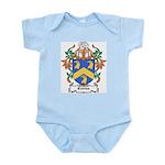 Conran Coat of Arms Infant Creeper