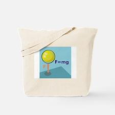 Physics Tote Bag