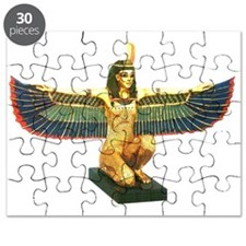 Winged Maat Puzzle