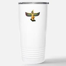 Winged Maat Travel Mug