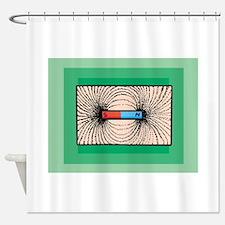 Physics Shower Curtain