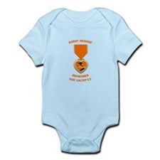 Agent Orange Infant Bodysuit