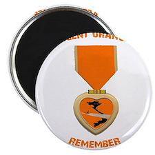 "Agent Orange 2.25"" Magnet (100 pack)"