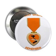 "Agent Orange 2.25"" Button"