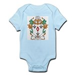 Carden Coat of Arms Infant Creeper