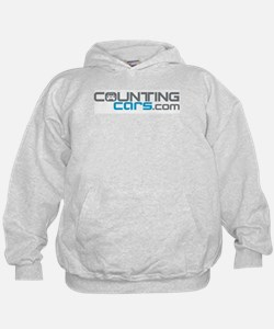 Sport the latest gear from CountingCars.com Hoodie
