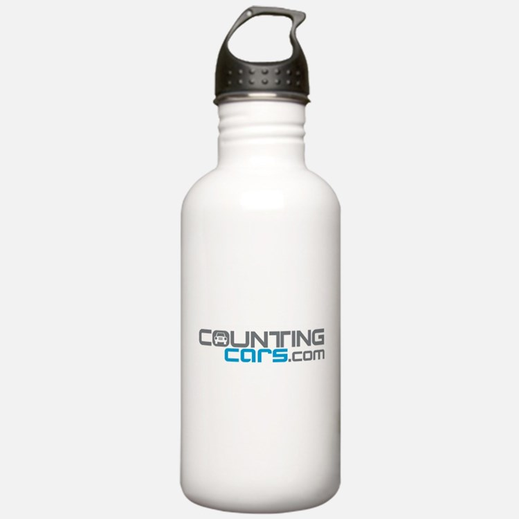 Sport the latest gear from CountingCars.com Stainl