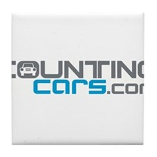 Sport the latest gear from CountingCars.com Tile C