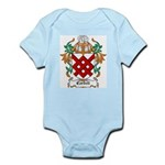 Cardell Coat of Arms Infant Creeper