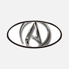 International Atheism Symbol Patches