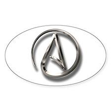 International Atheism Symbol Decal