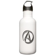 International Atheism Symbol Sports Water Bottle