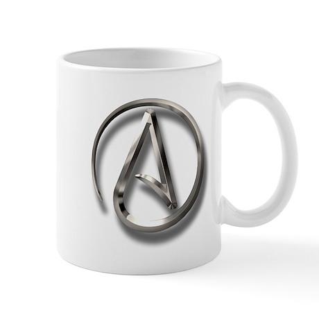 International Atheism Symbol Mug