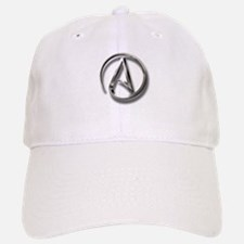 International Atheism Symbol Baseball Baseball Cap