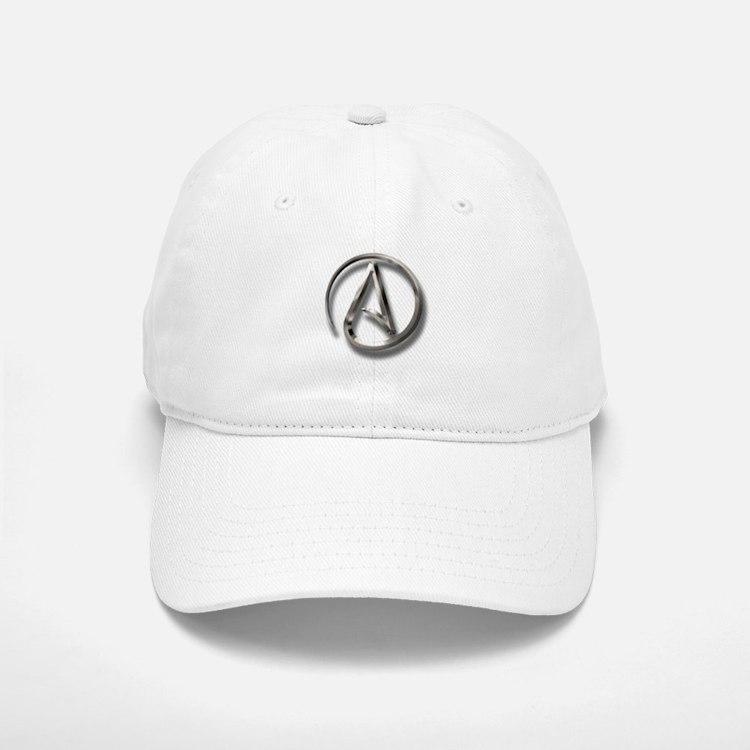 International Atheism Symbol Baseball Baseball Cap