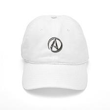 International Atheism Symbol Baseball Cap