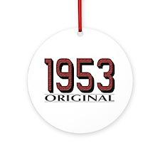1953 Original Ornament (Round)