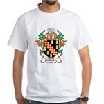 Callander Coat of Arms White T-Shirt