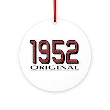 1952 Original Ornament (Round)