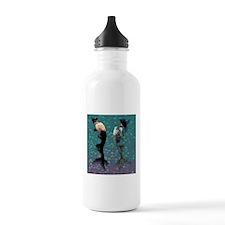 Carnival Mermaid Merman Shower Water Bottle