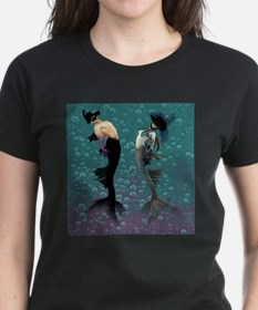 Carnival Mermaid Merman Shower Tee