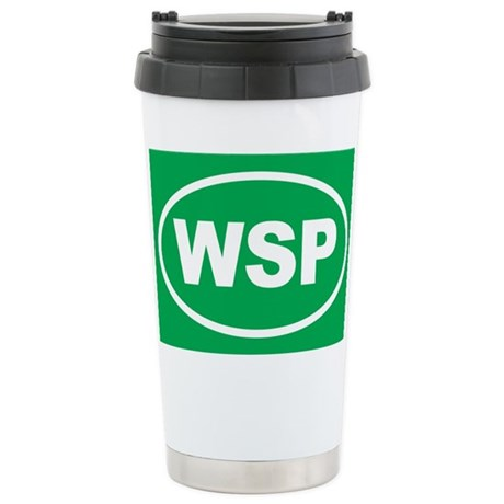 Weird Stinky People Stainless Steel Travel Mug