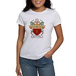Burroughs Coat of Arms Women's T-Shirt