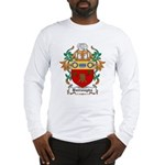 Burroughs Coat of Arms Long Sleeve T-Shirt