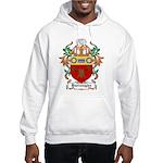 Burroughs Coat of Arms Hooded Sweatshirt