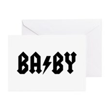 BA/BY Greeting Cards (Pk of 10)