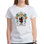 Burnell Coat of Arms Women's T-Shirt