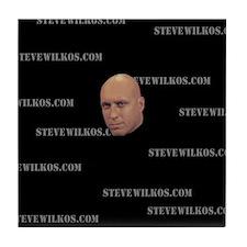 """""""Steve Wilkos"""" Tile Coaster"""