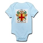 Burgh Coat of Arms Infant Creeper