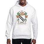Bunbury Coat of Arms Hooded Sweatshirt