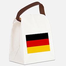 Germany/Deutschland Flag Canvas Lunch Bag