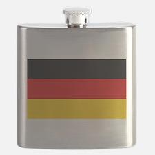 Germany/Deutschland Flag Flask