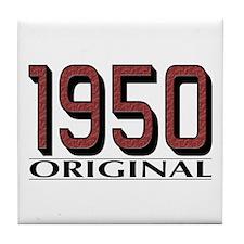 1950 Original Tile Coaster