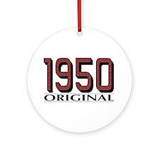 1950 Original Ornament (Round)