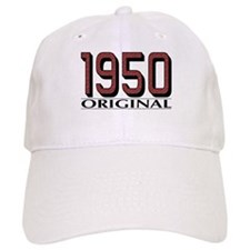 1950 Original Baseball Cap