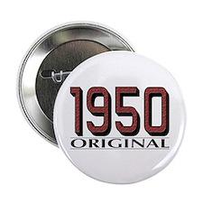 1950 Original Button
