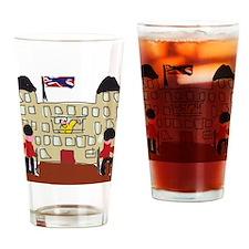 HM Queen Elizabeth at Buckingham Palace Drinking G
