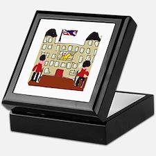 HM Queen Elizabeth at Buckingham Palace Keepsake B